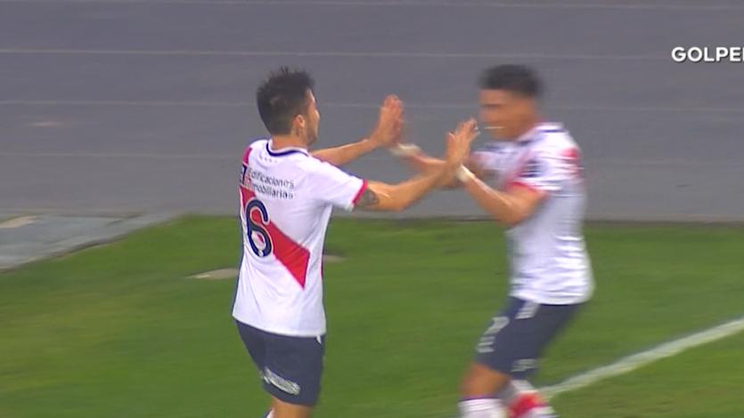 Deportivo Municipal se queda con el triunfo ante Sport Huancayo