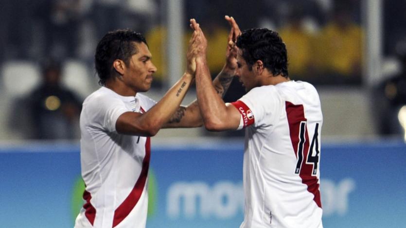 """Claudio Pizarro sobre Paolo Guerrero: """"Siempre será un jugador importante en la selección, así no esté al 100%"""""""