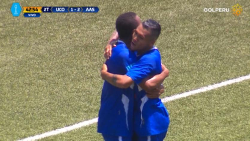 Alianza Atlético sumó tres puntos de oro