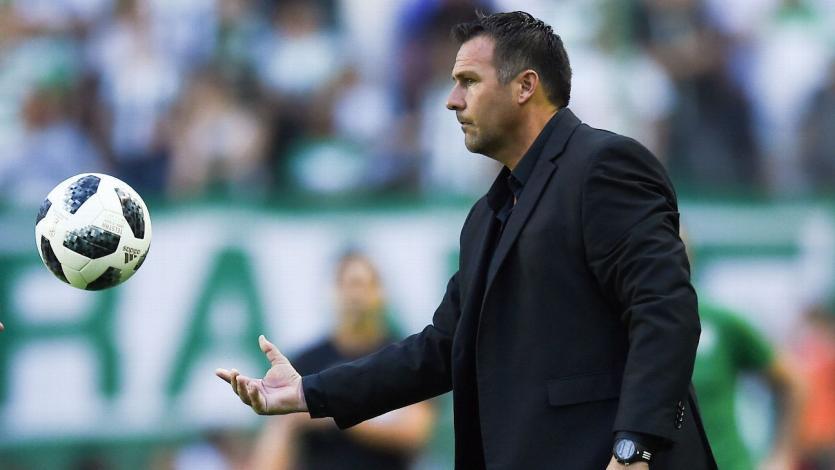 Diego Dabove, técnico de Argentinos Juniors: