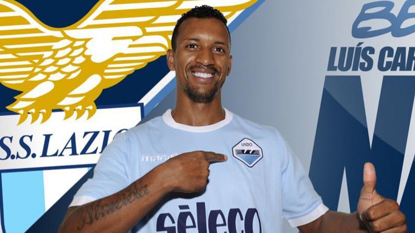 Nani es nuevo jugador de la Lazio
