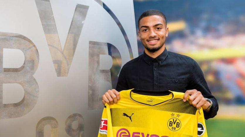 Jeremy Toljan es nuevo jugador del Borussia Dortmund