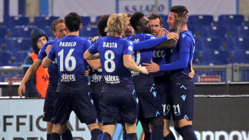 Copa de Italia: Lazio es el primer semifinalista