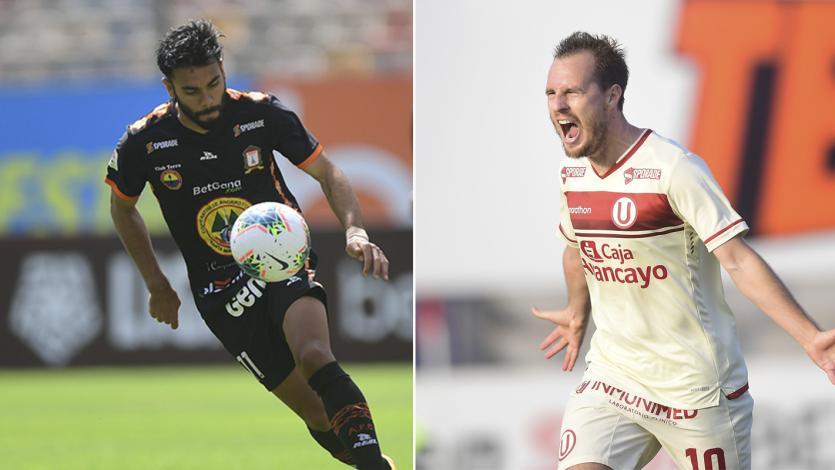 Liga1 Betsson: así formarían Ayacucho FC y Universitario por la octava jornada del grupo A