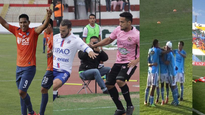 Segunda División: Vallejo goleó y está a un punto de Sport Boys
