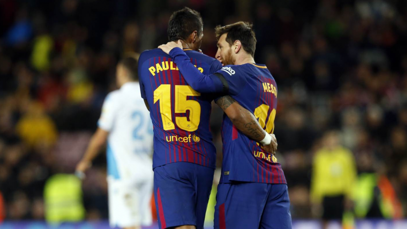 La Liga: Barcelona no pierde el paso