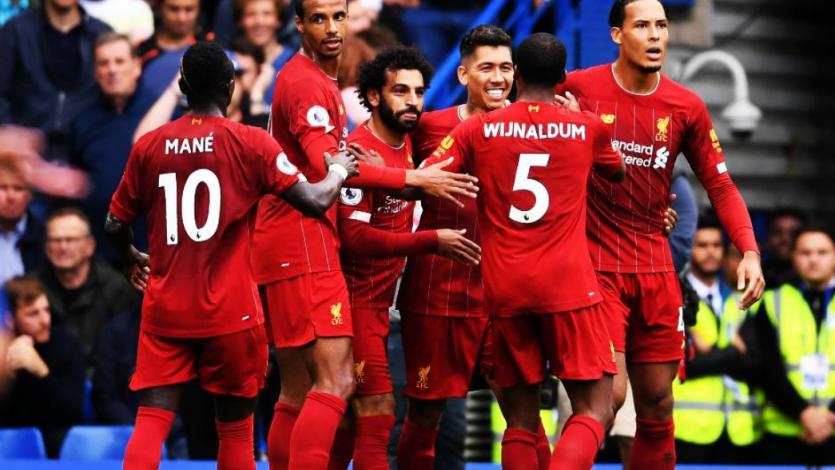 Liverpool vence al Chelsea y continúa con puntaje perfecto en la Premier League