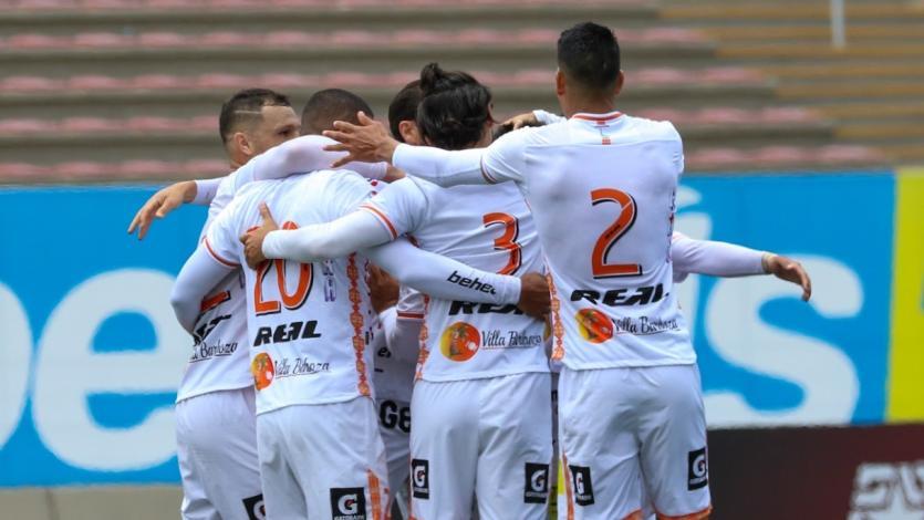 Liga1 Movistar: Ayacucho FC goleó 3-0 a Carlos Stein por la fecha 19