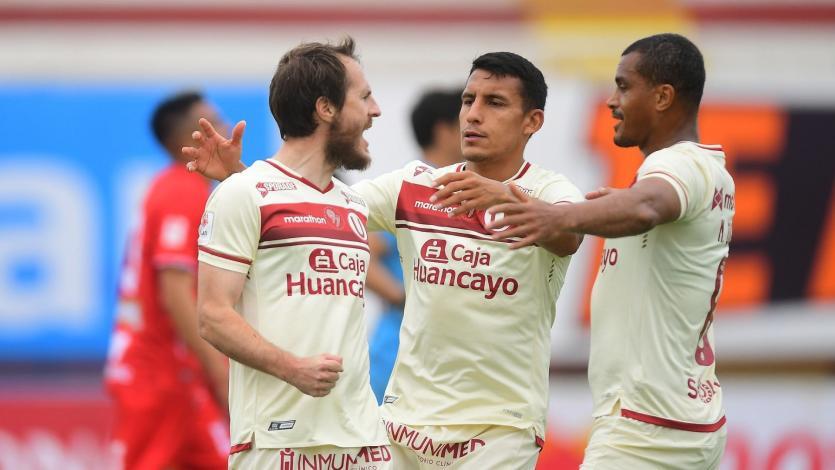 Liga1 Betsson: Universitario venció 3-1 a Cienciano por la fecha 5 de la Fase 2 (VIDEO)