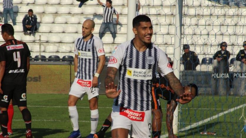 Liga1 Movistar: Alianza Lima derrotó a Ayacucho FC y sigue entre los punteros del Clausura (VIDEO)