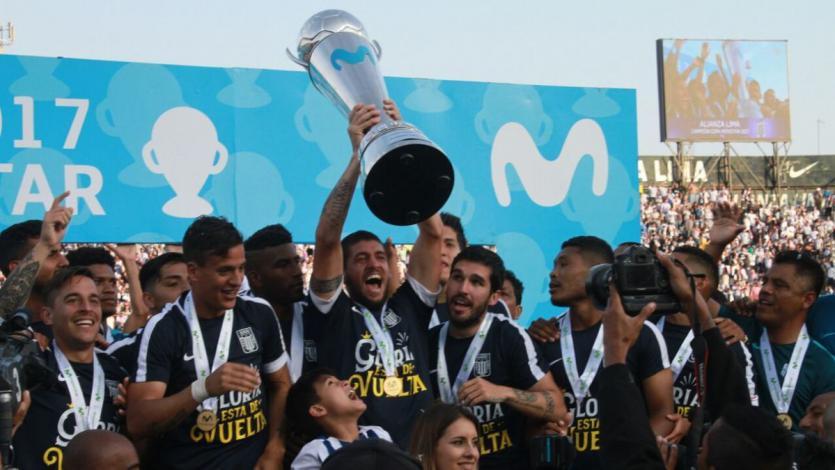 CONMEBOL felicita a Alianza Lima por ganar la Copa Movistar
