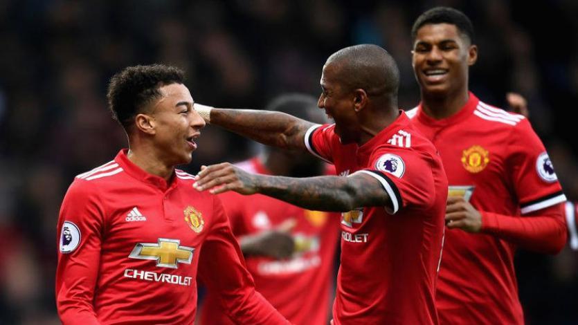 Manchester United no se da por vencido
