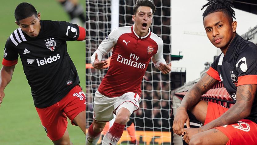 Mesut Özil podría ser compañero de Edison Flores y Yordy Reyna en la MLS
