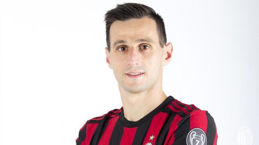 Nikola Kalinic es nuevo jugador del AC Milan