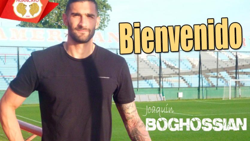 Sport Huancayo se refuerza con delantero uruguayo