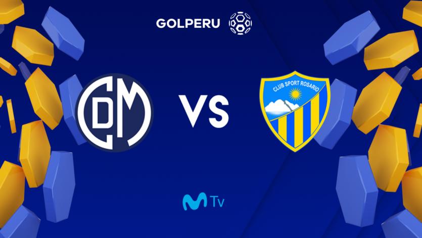 PREVIA: Deportivo Municipal y Sport Rosario se miden en Villa El Salvador