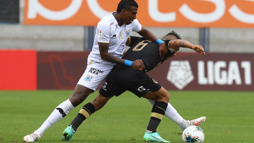Liga1 Betsson: Cusco FC empató 2-2 ante Deportivo Binacional por la segunda fecha de la Fase 2 (VIDEO)