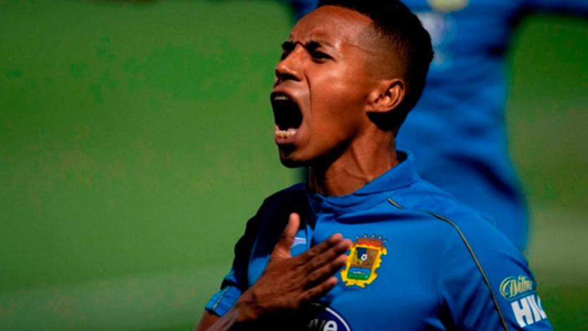 Jeisson Martínez quiere llegar a la Selección Peruana