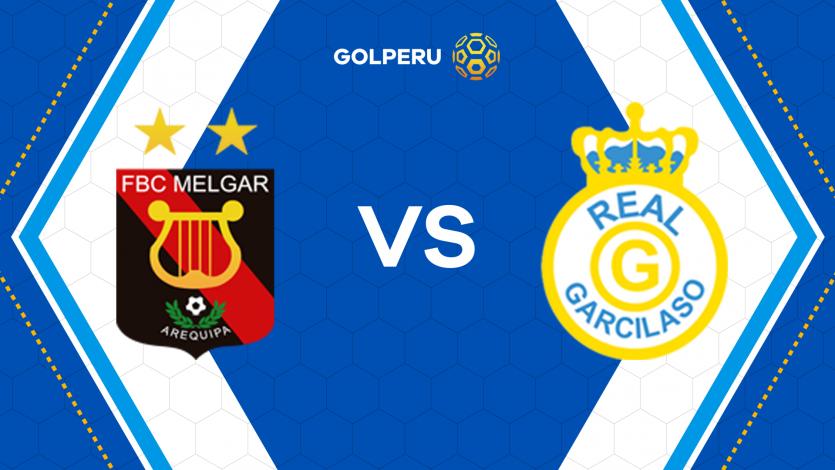 Melgar y Real Garcilaso buscarán entrar a la pelea por el Torneo Apertura