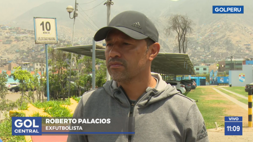 Roberto Palacios :