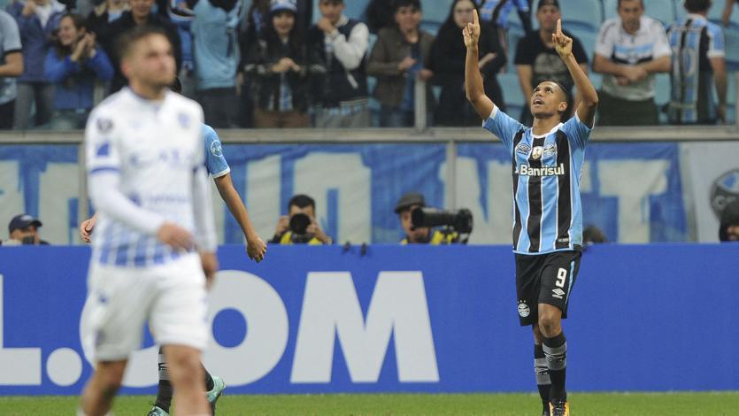 Gremio sigue en carrera en la Copa Conmebol Libertadores