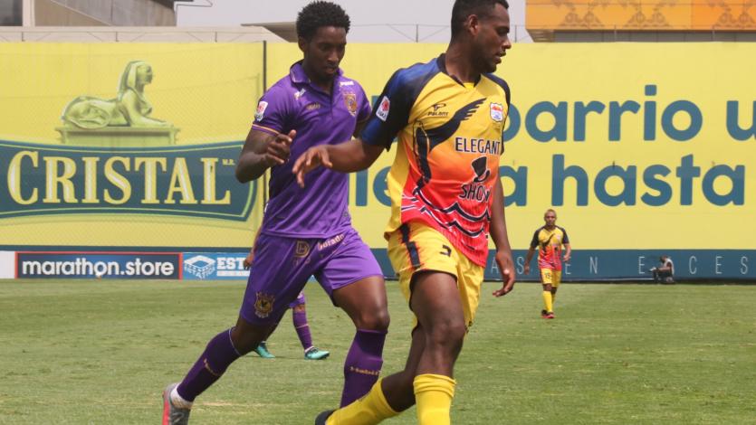 Liga2: Comerciantes Unidos igualó 1-1 ante Sport Chavelines por la fecha 5 (VIDEO)