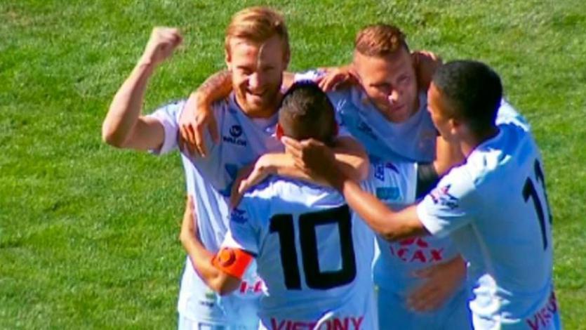 Real Garcilaso gana y se aferra al título del Apertura