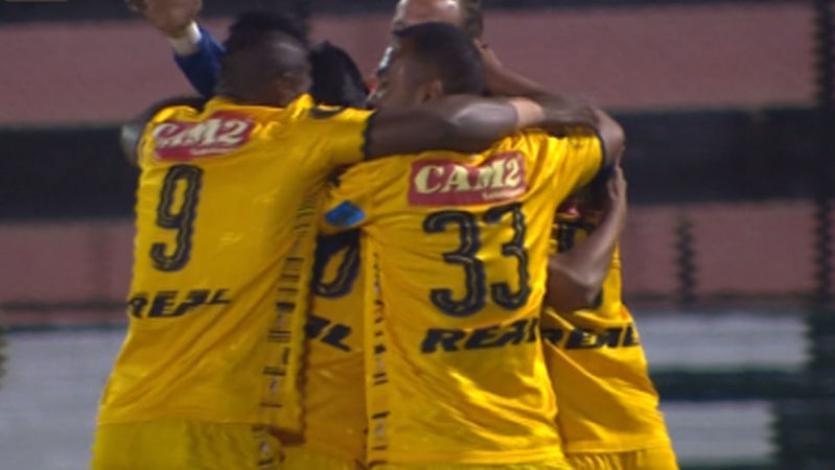 Cantolao venció a Unión Comercio y rompió racha de 12 partidos sin ganar