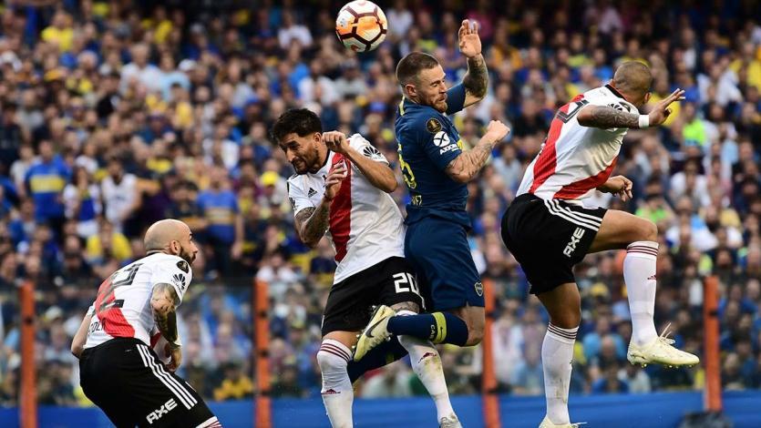OFICIAL: Final de la Libertadores se suspendió y tendrá lugar este domingo