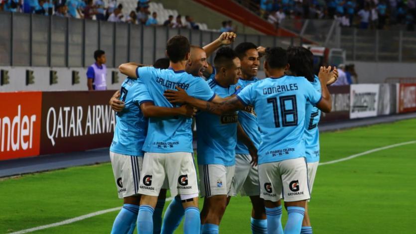 Copa Libertadores: Cristal igualó 1-1 ante Godoy Cruz