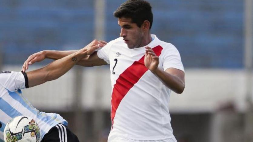 Selección Peruana: Luis Abram, la sorpresa