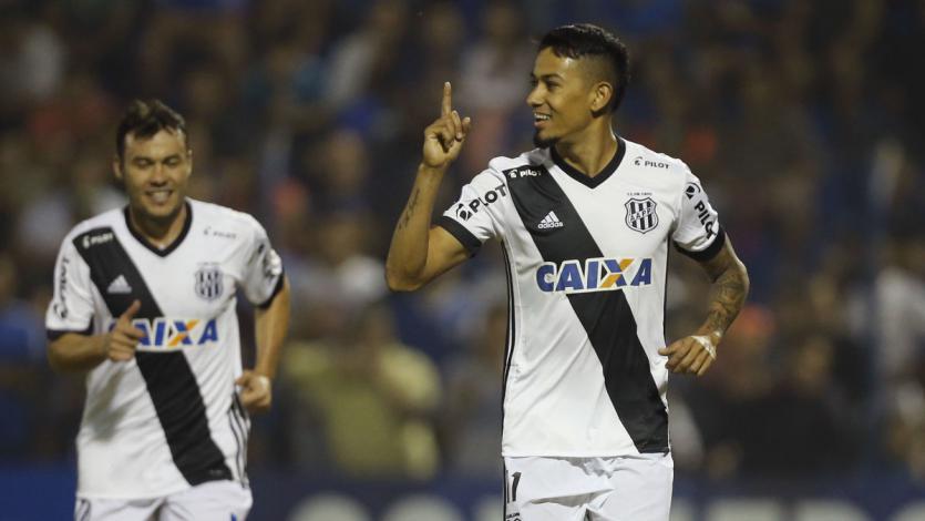Ponte Preta asegura su clasificación a octavos de final de la Copa Sudamericana