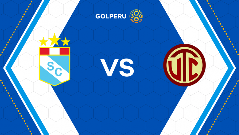 Sporting Cristal recibe UTC