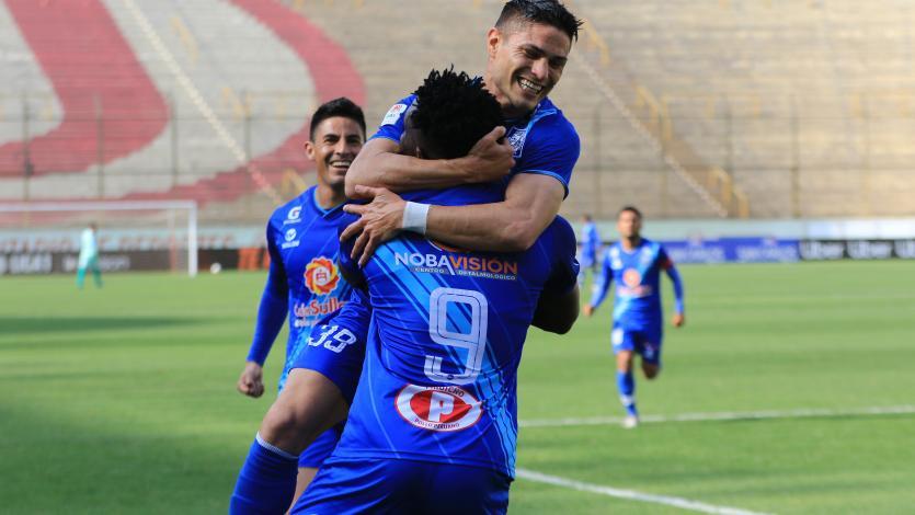 Liga1 Betsson: Por la fecha 12 de la Fase 2, Alianza Atlético venció 1-0 a Ayacucho FC (VIDEO)