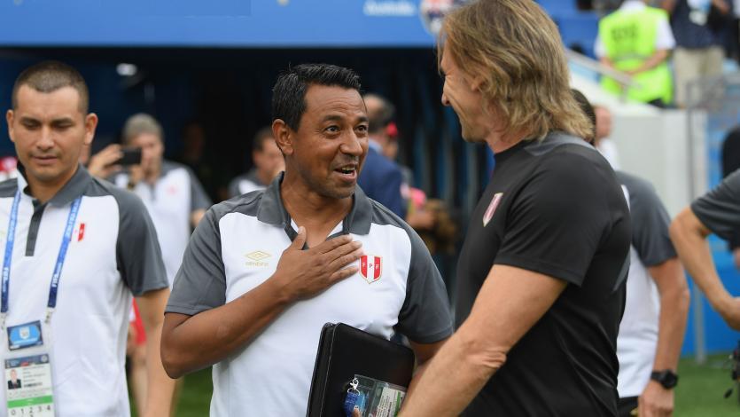 Nolberto Solano en el radar de un club boliviano