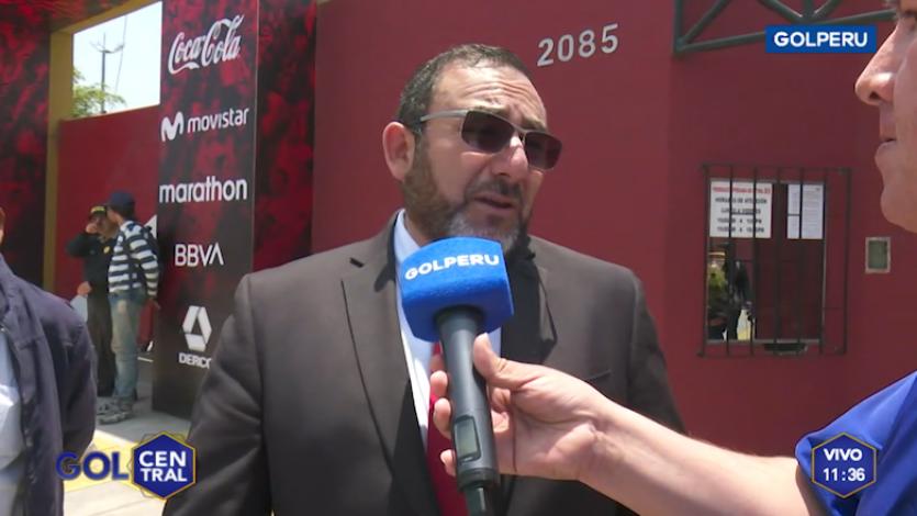 """Julio García, asesor legal: """"Los clubes quieren nuevas bases, pero que sean las correctas"""" (VIDEO)"""