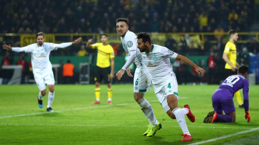 Claudio Pizarro y la nueva marca que rompe en Alemania