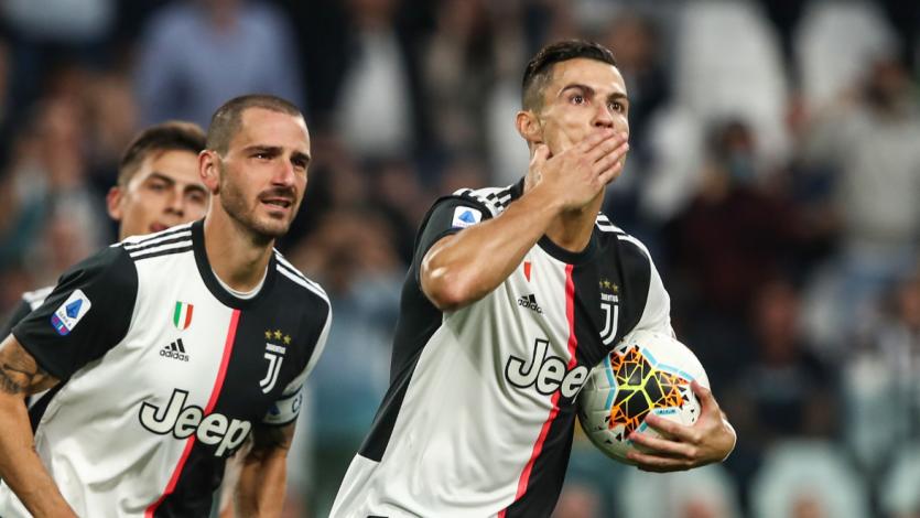 Cristiano Ronaldo guía a la Juventus a un nuevo triunfo