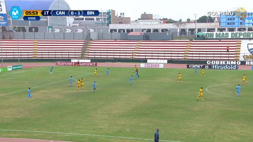 Academia Cantolao venció por 3 -1 a Deportivo Binacional