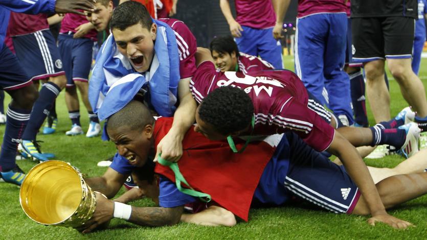 Jefferson Farfán: a 10 años de alzar la Copa de Alemania con Raúl González y Manuel Neuer