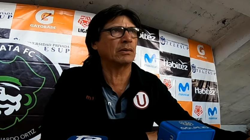 """Ángel Comizzo: """"Traje jugadores identificados con el club, tienen el ADN y eso es bueno"""" (VIDEO)"""