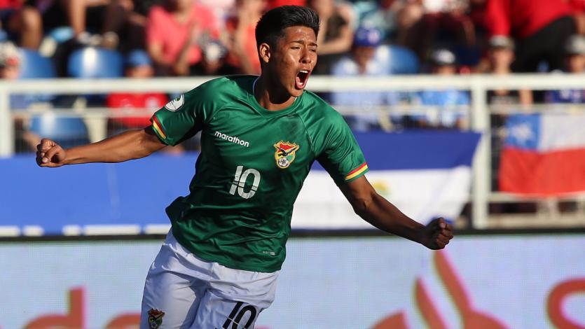 """Ramiro Vaca: """"Estamos pensando en Perú y en que tenemos que sacar los tres puntos"""""""