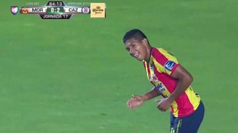 Morelia, con Flores y Ávila, cayó 2-0 ante Cruz Azul