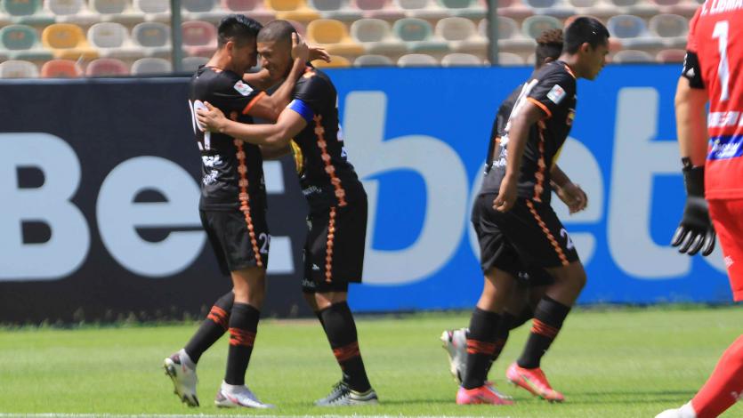 Liga1 Betsson: Ayacucho FC triunfó 3-1 ante UTC por la fecha 6 de la Fase 1 (VIDEO)
