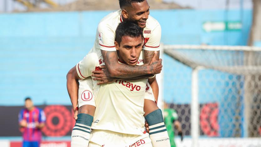Liga1 Betsson: Universitario goleó 4-0 a Alianza Universidad por la fecha 12 de la Fase 2 (VIDEO)