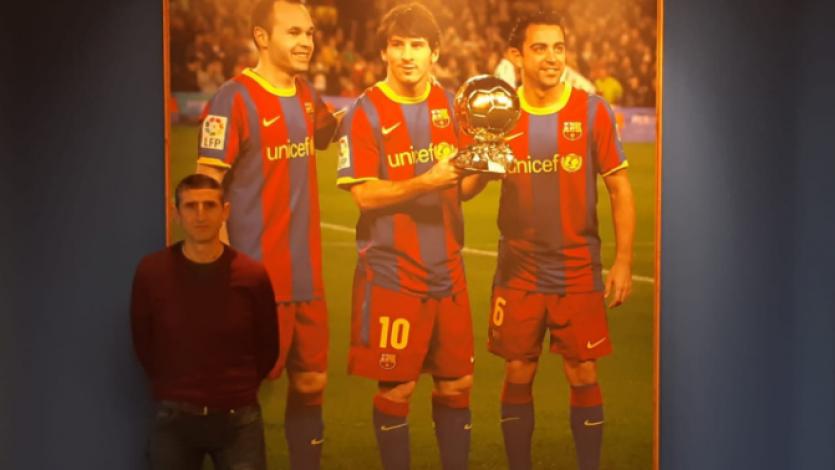 Sporting Cristal: Juan José Luque, de La Masía del Barcelona, será presentado el 15 de enero como director general