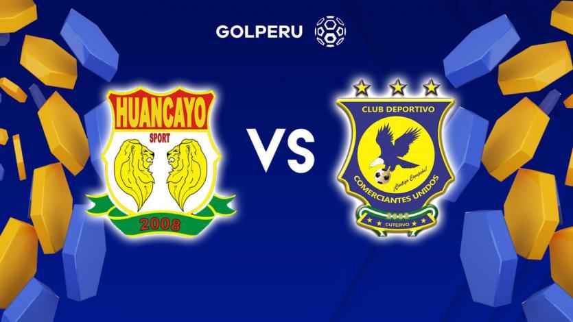 PREVIA: Sport Huancayo recibe a Comerciantes Unidos