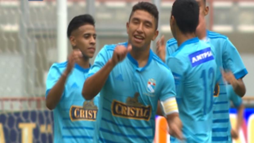 Líder absoluto: Sporting Cristal venció 3-2 a Alianza Lima