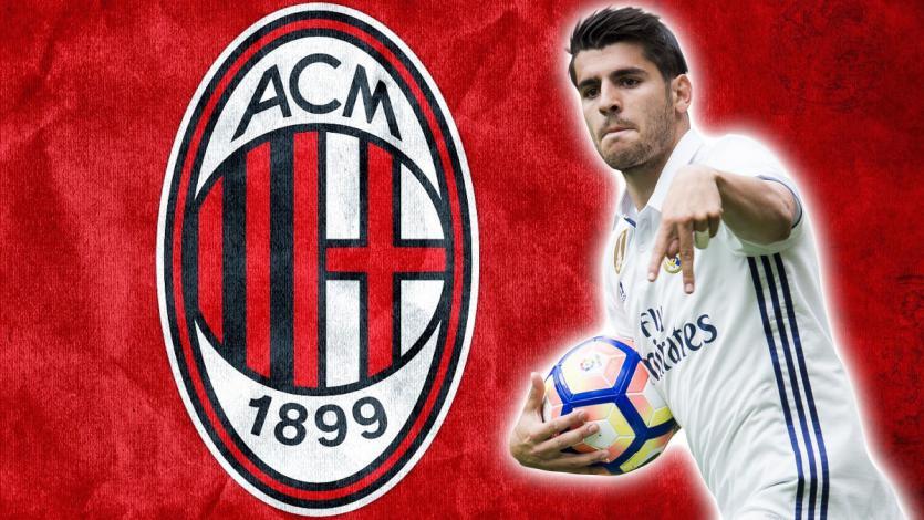 AC Milan confirma el interés por Álvaro Morata