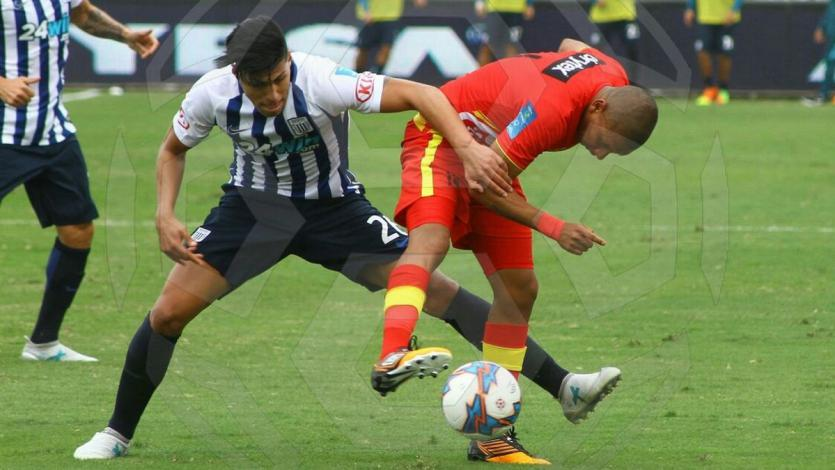 Alianza Lima y Sport Huancayo igualaron (3-3) en vibrante partido